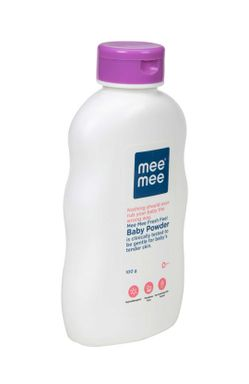 Mee Mee Fresh Feel Baby Powder, 100g