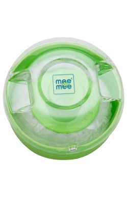 Mee Mee Premium Powder Puff with Powder Storage