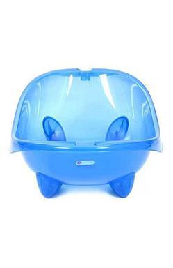 Mee Mee Spacious Comfy Baby Bath Tub (Light Blue)