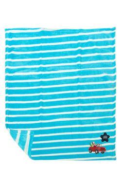 Mee Mee Multipurpose Soft Baby Blanket (Dark Blue)