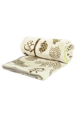 Mee Mee Multipurpose Soft Baby Blanket, Grey