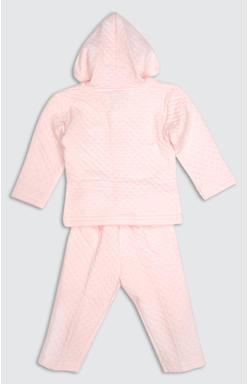 Mee Mee Unisex Polyfill Full Sleeve Hooded Top & Legging Set