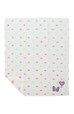 Mee Mee Multipurpose Soft Baby Blanket, Purple