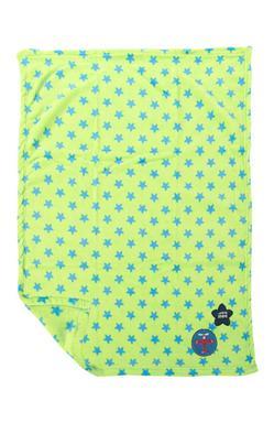 Mee Mee Multipurpose Soft Baby Blanket (Green)