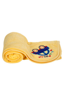 Mee Mee Soft Absorbent Baby Towel With hood
