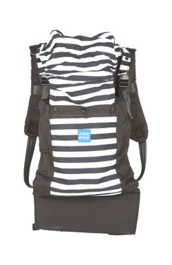 Mee Mee Cuddle up Baby Carrier with Padded Waist belt (Navy)