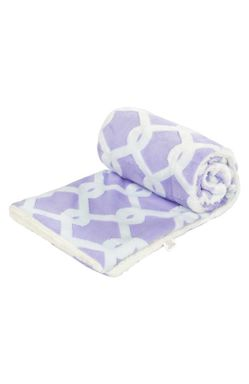 Mee Mee Double Layer Soft Baby Blanket with Embossed Printing