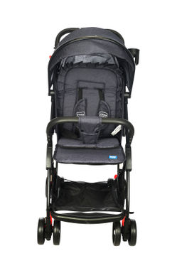Mee Mee Premium Portable Baby Stroller Pram with Compact Tri-Folding (Blue)