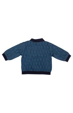 Mee Mee Full Sleeve Boys Jacket  – Dark Blue