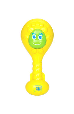Mee Mee Cheerful Rattle Toy