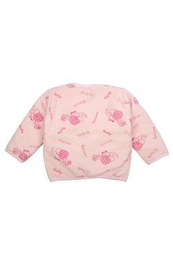 Mee Mee Full Sleeve Unisex Shearing Printed Jabla (Pink)