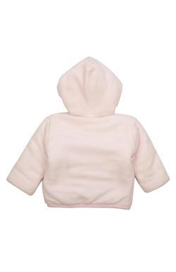 Mee Mee Full Sleeve Unisex Jabla With Applique (Pink)