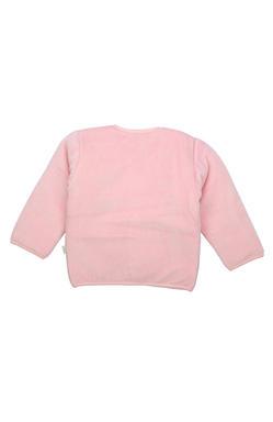 Mee Mee  Full Sleeve Unisex Shearing Jabla (Baby Pink)