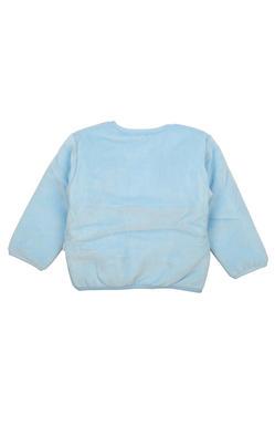Mee Mee  Full Sleeve Unisex Shearing Jabla (Light Blue)