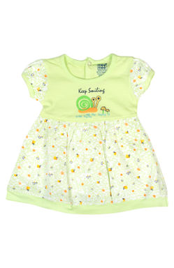 Mee Mee Girls Keep Smiling Frocks Pack Of 2