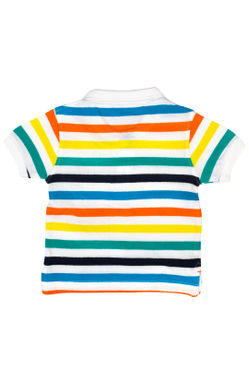 Mee Mee Kids Boys Short Sleeve Polo T-Shirt