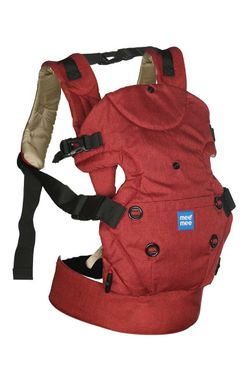 Mee Mee Cuddle Up Baby Carrier with Padded Waistbelt