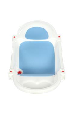 Mee Mee Foldable and Spacious Baby Bath Tub, White