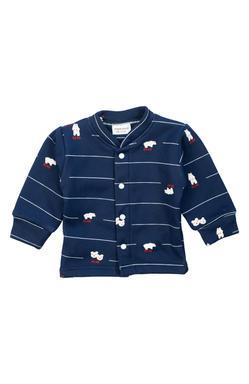 Mee Mee Baby Printed Night Suit – Navy Blue