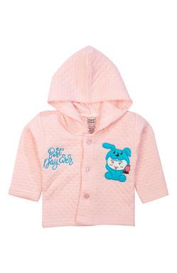 Mee Mee Baby Hooded Legging Set – Light Pink