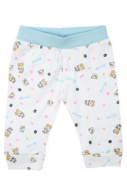 Mee Mee Baby Leggings Pack Of 3 – Blue & White