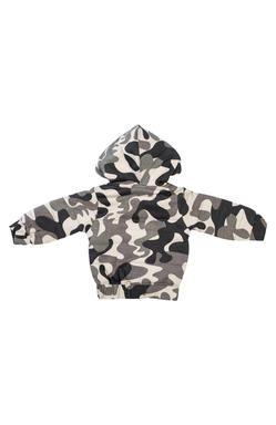 Mee Mee Full Sleeve Boys Jacket – Grey