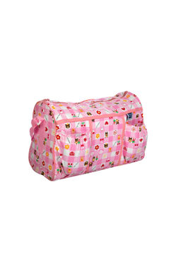 Mee Mee Multifunctional Diaper Bag with Pockets (Pink)