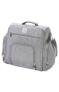 Mee Mee Multipurpose Diaper Bag (Grey)