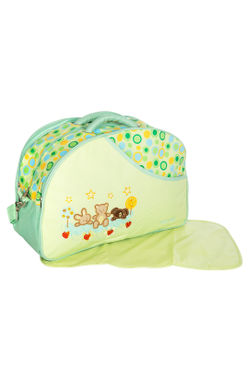 Mee Mee Multipurpose Diaper Bag (Green)