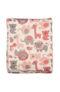 Mee Mee Soft Double Layer Reversible Baby Blanket
