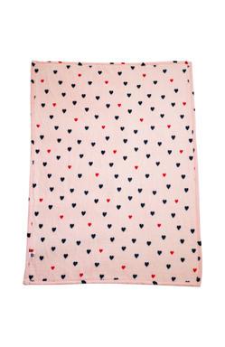Mee Mee Soft Baby Blanket with Hood, Pink