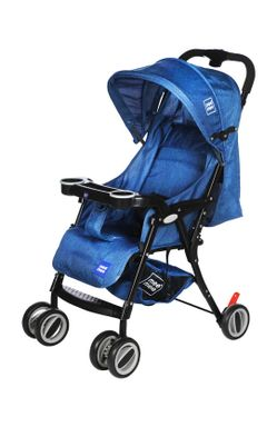 Mee Mee Compact Folding Baby Pram with Multiple Seating Position