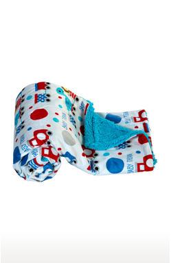 Blue Multipurpose Blanket