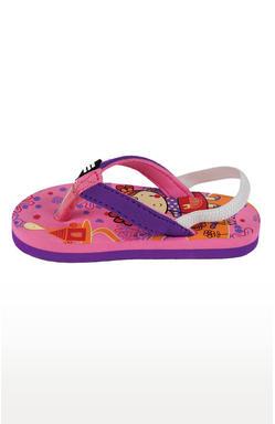 Mee Mee Unisex Flip-Flops and House Slippers_x000D_ (Pink Purple)