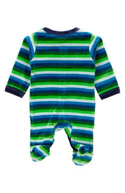 Mee Mee Full Sleeve Boys Romper (Green)