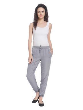 Steel Grey Track Pants