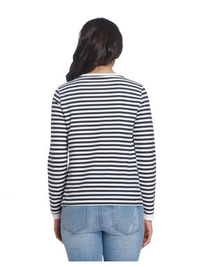 Casual Striped T-Shirt