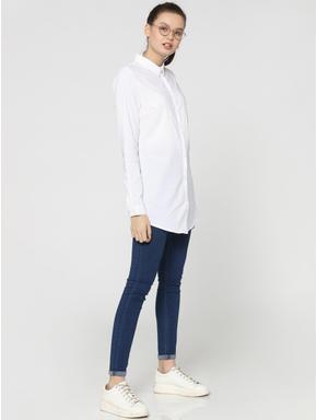 White Long Sleeves Shirt