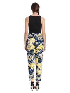 Women Casual Printed Pants
