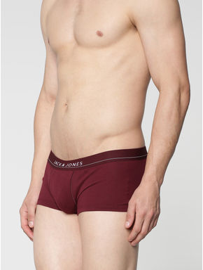 Pack of Two Brazilian Trunks - Grey and Wine