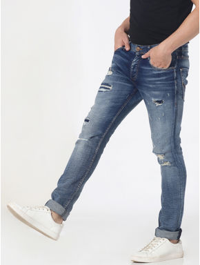 Blue Tim Jeans