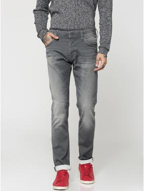 Dark Grey Tim Slim Fit Jeans