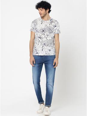 Blue Ben Skinny Fit Jeans