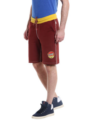 Cleveland Cavaliers Red Printed NBA Shorts
