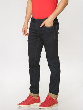 Dark Blue Ben Slim Fit Jeans