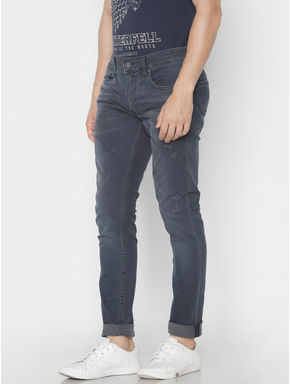 Blue Liam Skinny Fit Jeans