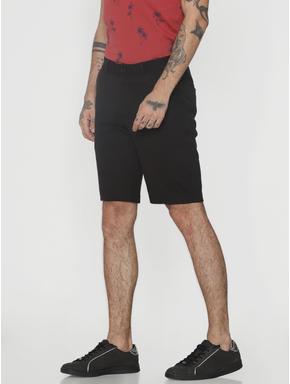 Black Chino Shorts