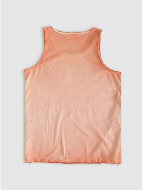 Junior Orange Tank Top