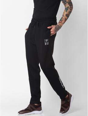 Black Drawstring Sweatpants
