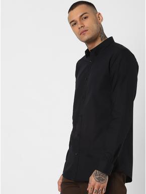 Black Full Sleeves Shirt
